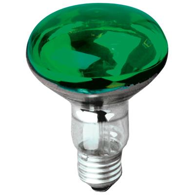 Green Crompton R080 Reflector Lamp