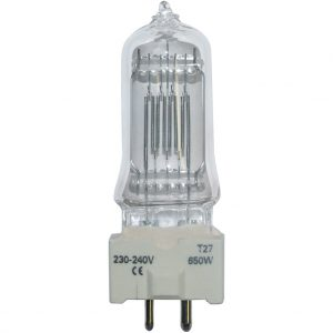 GE T27 Theatre Lamp